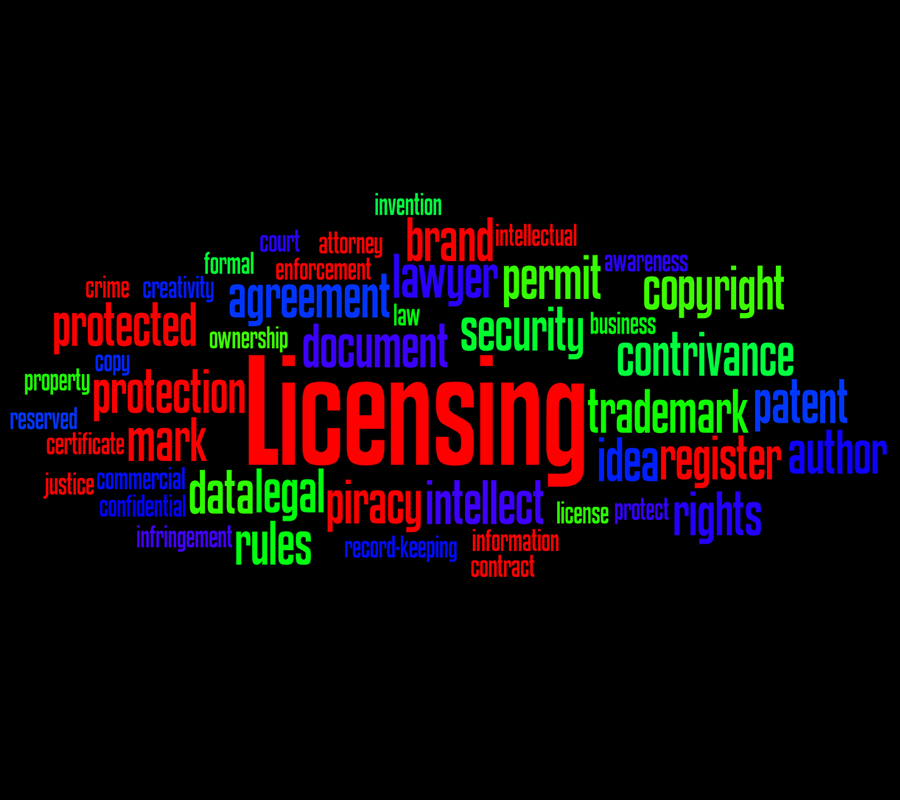 Licensing Agreement Collage